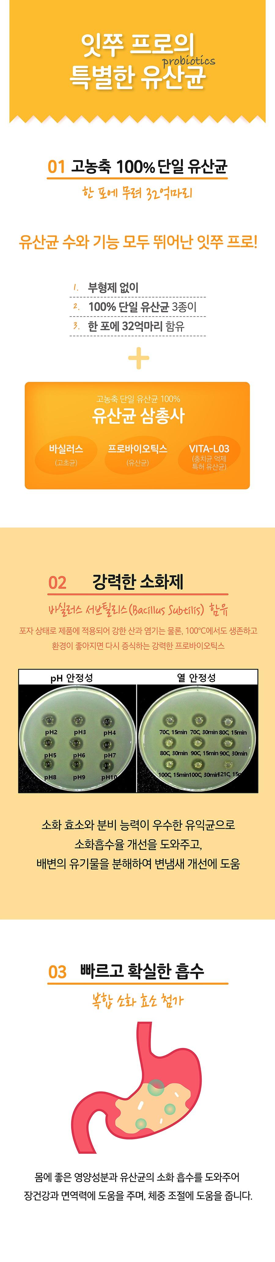 it 잇쭈 프로 도그 면역 (8개입)-상품이미지-5